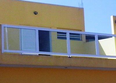 Guarda Corpo de Alumínio e Vidro em SP - Zona Sul