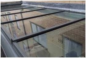 Coberturas de Vidro e Alumínio em SP - Zona Sul - Santo Amato - 2