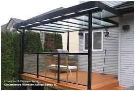 Coberturas de Vidro e Alumínio em SP - Zona Sul - Santo Amato - 3